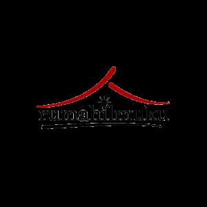 Logo bimbingan belajar kursus rumah ilmuku di alam sutera